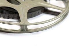 Weinlese-Film-Streifen und Spule Lizenzfreie Stockbilder