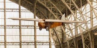 Weinlese-Flugzeug lizenzfreie stockbilder