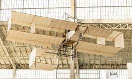 Weinlese-Flugzeug lizenzfreies stockbild