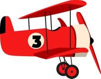 Weinlese-Flugzeug Stockbilder