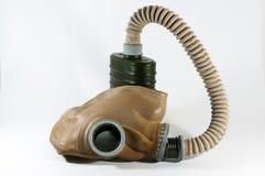 Weinlese-Gasmaske lizenzfreies stockfoto