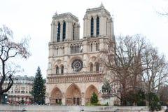 Weinlese-Gebäude-Fassaden in Paris Lizenzfreie Stockfotografie