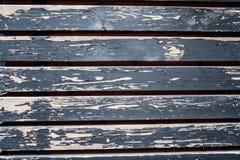 Weinlese gemaltes Hartholzabstellgleis Hintergrund Lizenzfreie Stockfotografie