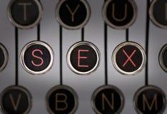 Weinlese-Geschlecht lizenzfreies stockbild