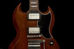 Weinlese Gibson SG 1964 stockfotos