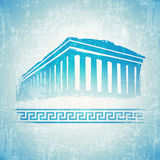 Weinlese Griechenland Lizenzfreies Stockfoto