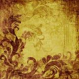 Weinlese grunge Hintergrund Stockbild