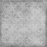 Weinlese-Grungy Weihnachtsschneeflocke-Beschaffenheit Stockfotografie