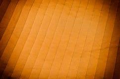 Weinlese-Hintergrund-Decken-Beschaffenheit mit Streifen und Vignette Lizenzfreie Stockfotos