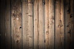 Weinlese-Holz-Hintergrund stockfotografie