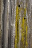 Weinlese-Holzfußboden-Hintergrund-Beschaffenheit Stockfotografie