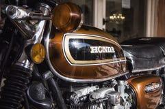 Weinlese Honda 500 vier Stockbilder