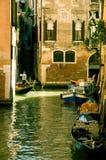 Weinlese Italien Stockbild