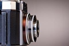 Weinlese-Kamera Stockfotografie