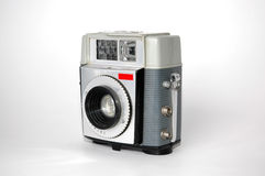 Weinlese-Kamera stockbilder