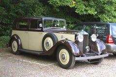 Weinlese-klassisches Auto Stockbild