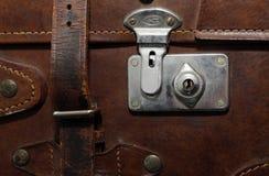 Weinlese-Koffer lizenzfreies stockbild