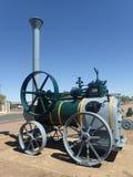 Weinlese-Maschinerie, Ilfracombe, Queensland Stockbild