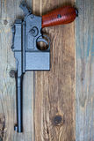 Weinlese Mauser-Maschinenpistole Lizenzfreie Stockbilder