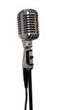 Weinlese-Mikrofon lizenzfreie stockbilder