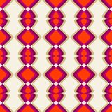 Weinlese-Muster Stockfoto