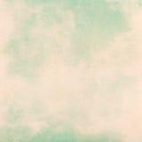 Weinlese-Nebel auf Papier Lizenzfreie Stockbilder
