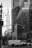 Weinlese New York Stockfoto