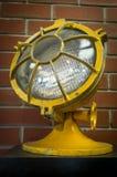 Weinlese-Notbeleuchtung Lizenzfreie Stockfotografie