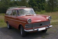 Weinlese Opel Rekord Stockfoto