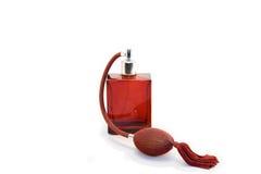 Weinlese parfume Stockbild