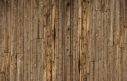 Weinlese-Planken-Hintergrund Stockfoto