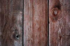 Weinlese-Qualitäts-Dunkelheits-Holz Lizenzfreies Stockbild