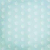 Weinlese-Rosen-azurblaues Einklebebuch-Papier Lizenzfreie Stockfotografie