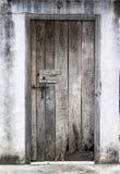 Weinlese-Tür Stockfotos