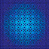 Weinlese-Tapeten-vektormuster Lizenzfreies Stockbild