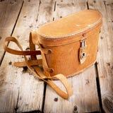 Weinlese-Tasche Stockfoto