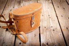 Weinlese-Tasche Stockbild