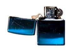 Weinlese-Taschen-Feuerzeug Lizenzfreies Stockbild