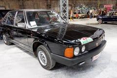 Weinlese Tatra T-613 Motor- Archivbild Lizenzfreie Stockfotografie