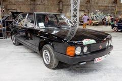 Weinlese Tatra T-613 Motor- Archivbild Stockfoto