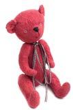 Weinlese-Teddybär Lizenzfreies Stockbild