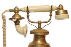 Weinlese-Telefon Lizenzfreies Stockbild