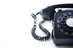 Weinlese-Telefon Stockbilder