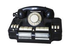 Weinlese-Telefon Lizenzfreie Stockfotos