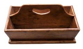 Weinlese-Tischbesteck-Halterung stockfotos