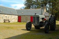 Weinlese-Traktor Stockbilder