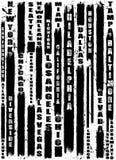 Weinlese-Typografie-Slogan-Mann-T-Shirt grafisches Vektor-Design Lizenzfreie Abbildung