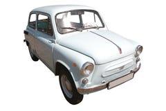 Weinlese-Ukrainer-Auto Stockbild