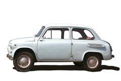 Weinlese-ukrainisches Auto 50-60's Lizenzfreies Stockfoto