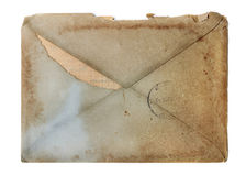 Weinlese-Umschlag Stockbild